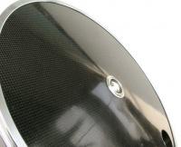 Super neat M5 20 inch (ETRTO 451) carbon disc wheels