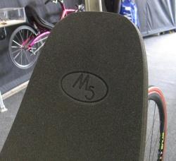 Ibiliet kussen nu met M5 logo