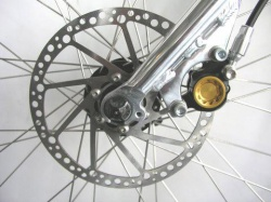 M5 SP 559 also possible with disc brakes