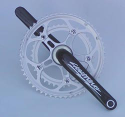 Lightning carbon cranks