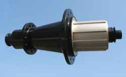 M5 Flanged rear hub, one of the LIGHTEST rear hubs in the world!