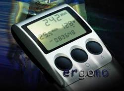 Ergomo power measurement system