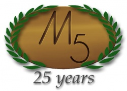 Bijna vergeten maar..... M5 Ligfietsen viert eind dit jaar zijn 25-jarig jubileum!!