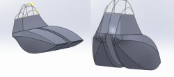 Upcoming: new lightweight luggage casings for M5 CHR and M-Racer