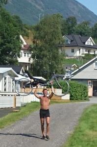 Herke doet het gewoon nog een keer: winst 6e etappe Vikingtour