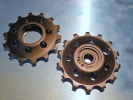Chainpulley or sprocket?