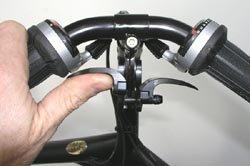 EBS: Ergonomic Brake System
